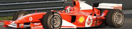 Assetto Corsa Series de Enero 2018 FerrariF2004