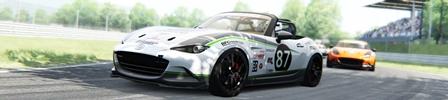 Assetto Corsa Series de Enero 2018 MX-5CUP