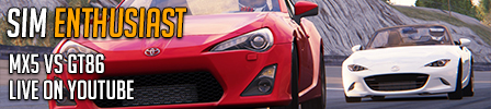 Assetto Corsa Series de Enero 2018 SimEnthusiastGT86vsMX5