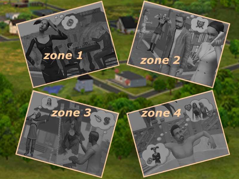 montsimpa - 4 zones