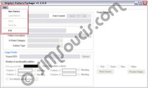 [Débutant] (Delphy's Pattern Packager) Créer une texture (Motif/Pattern) Creationtexture014bis