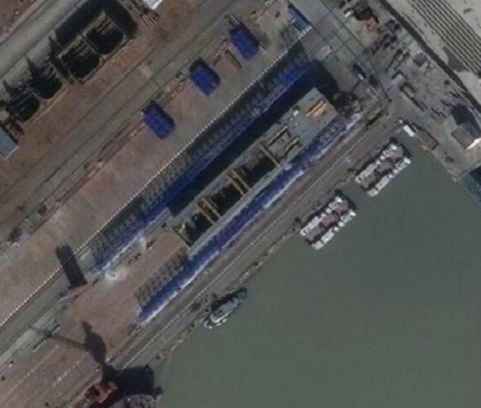 Type-055 DDG Large Destroyer Thread 82345_526521_493868