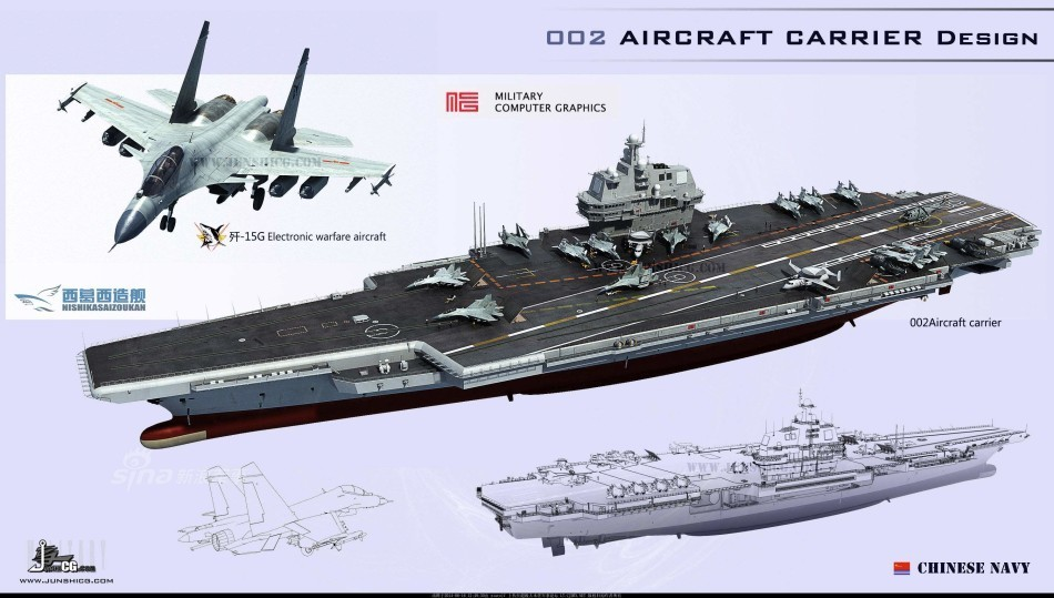 Chinese aircraft carrier program - Page 3 203_252656_121441