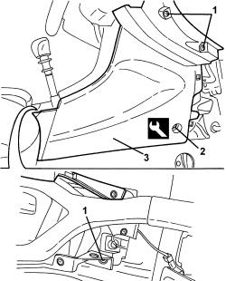 problème chauffage habitacle Fiat-Bravo-2-Fermeture-lateral-console-G2