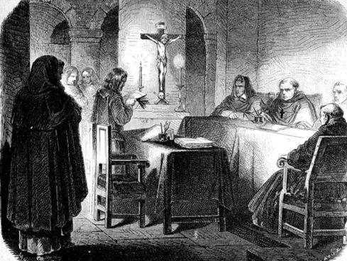 La actuación inquisitorial en casos de bigamia Inquisicion4