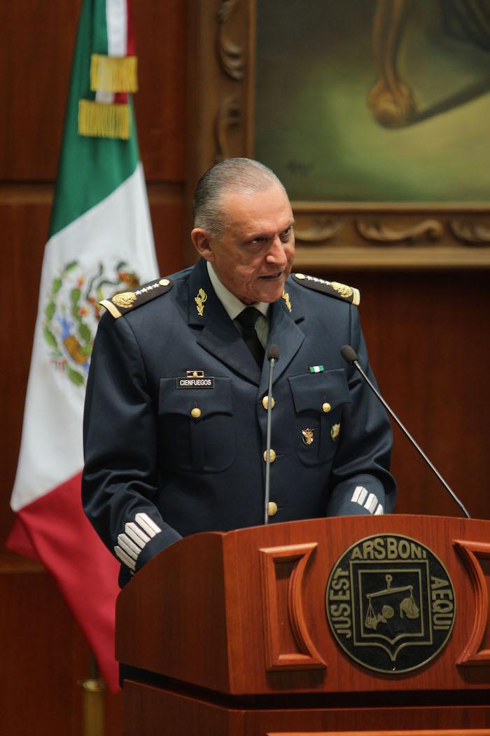 Seguimiento a la Gestiòn del General Cienfuegos. (2012-2014). Reconocimiento_Sedena_Michoacn-3