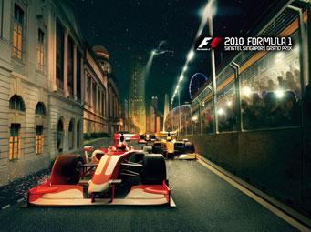 F1 - Night Race Singapore Wpp2_thumb