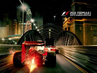 F1 - Night Race Singapore Wpp3_thumb
