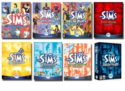 Los Sims The_sims