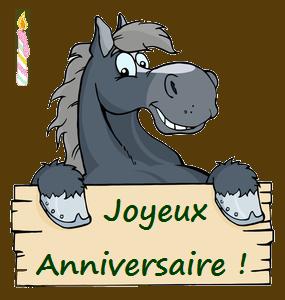 JOYEUX ANNIVERSAIRE BTC Carte_cheval_joyeux_anniversaire