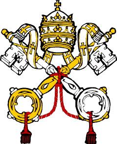 Pendón y banderas almogavares Vatican_