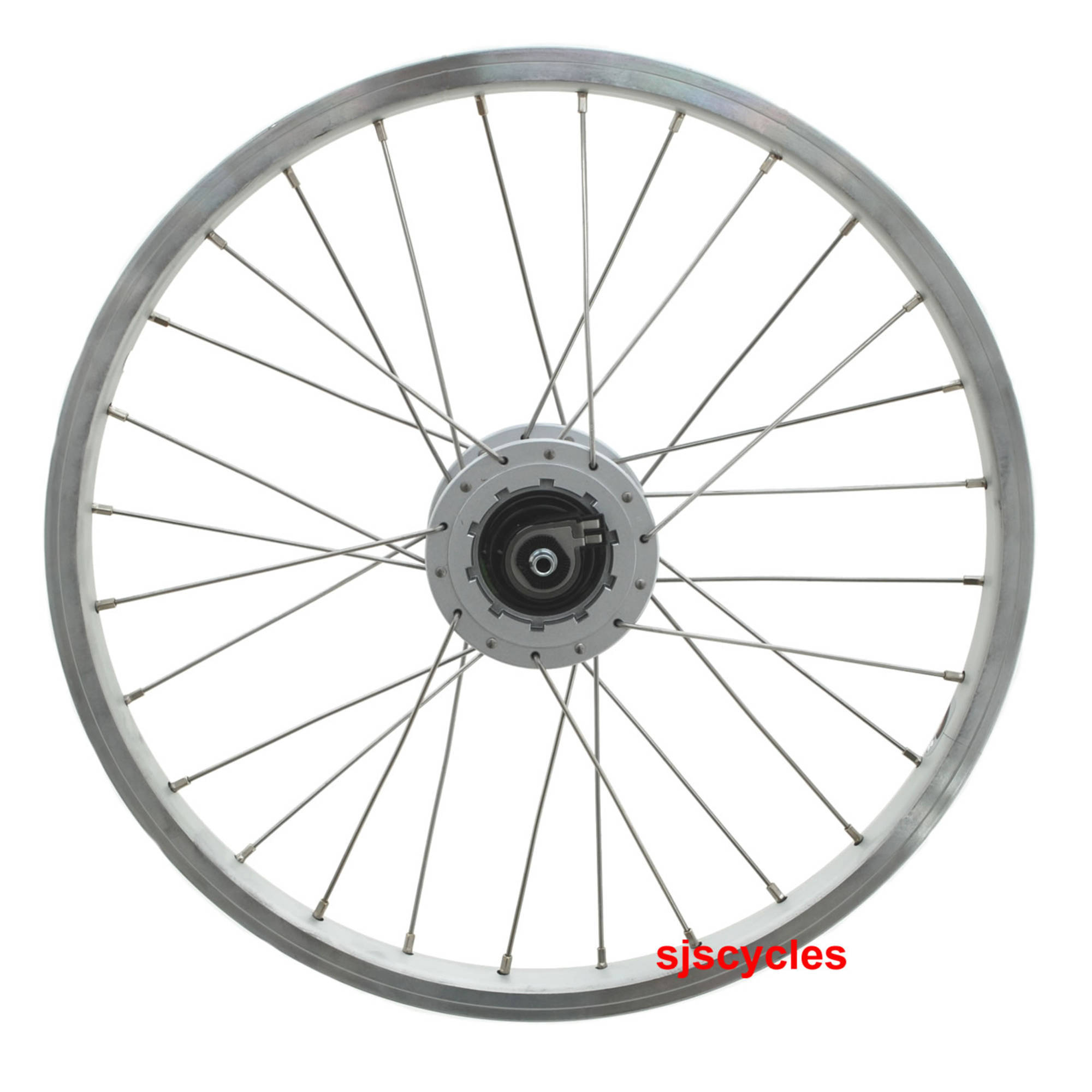 Jante et rayon : améliorer les roues du Brompton - Page 2 22348
