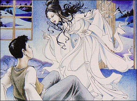 Японские сказки 1
