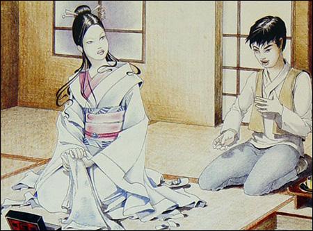 Японские сказки 3