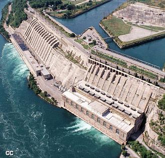 Kanada Hidrocentrala-niagara