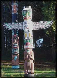 Kanada Totem