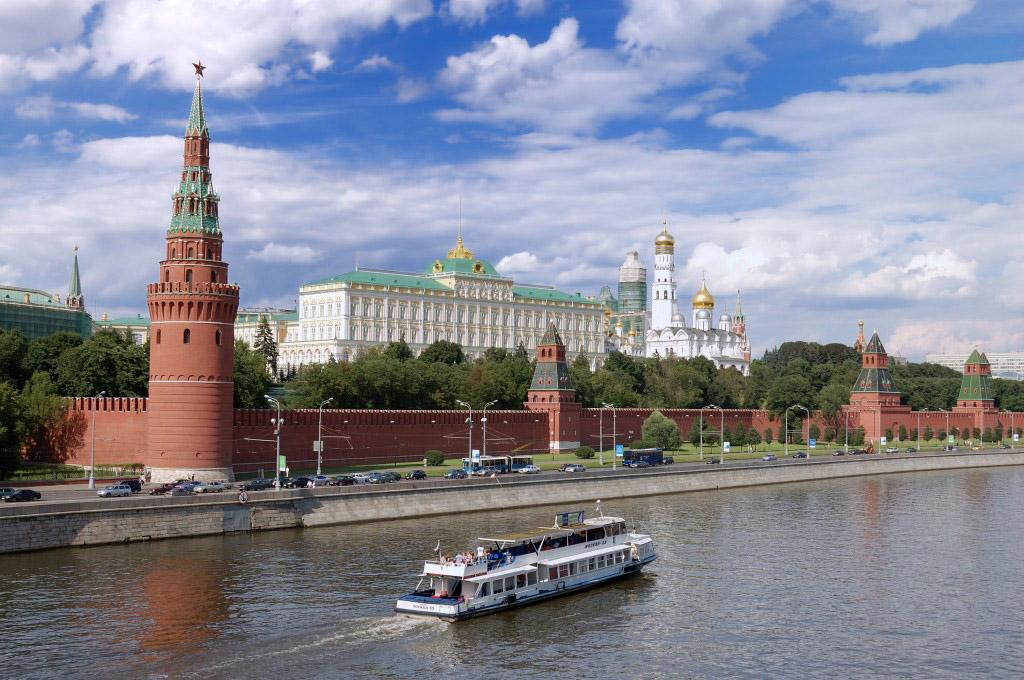 Rusija Kremlin