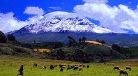 Najviše planine sveta Chimborazo