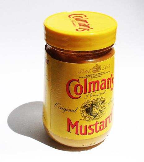 Yonquis del picante Colman%27s