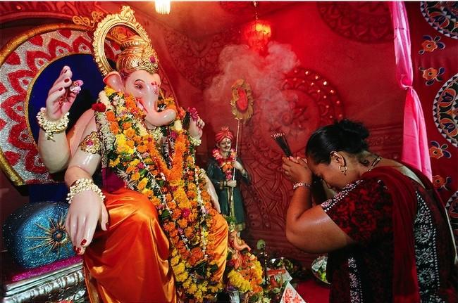 Musiques - Mantras - Sacrées - Ambiance - Modernisées........ Ganesh-Chaturthi-Festival