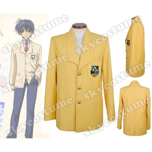 Clannad Cosplay  Clannad_boy_school_uniform_coat_cosplay_costume