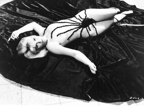 Le diabolique Docteur Z - Miss Muerte - 1966 - Jesus Franco  Theartofthecostumeddz