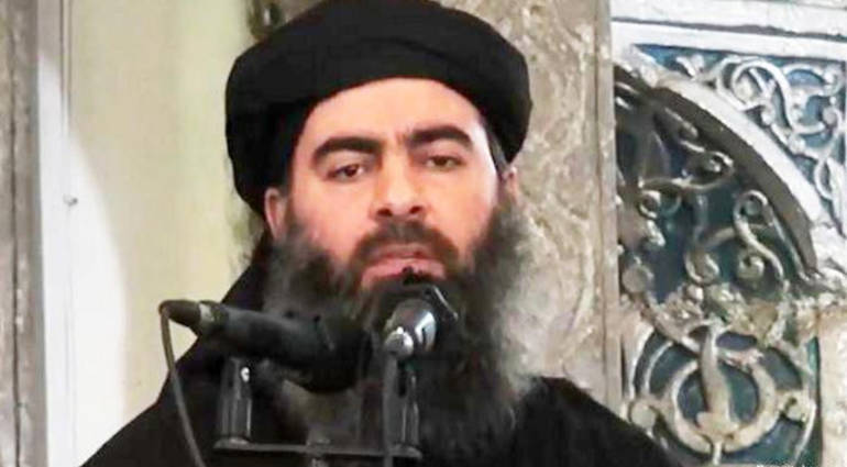 After Russia announced the death of al-Baghdadi .. This body image 20170624_102912-674