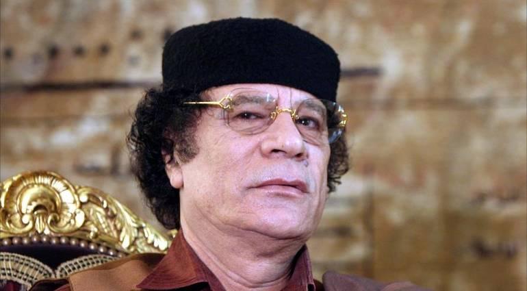 Gaddafi's latest message to the Saudi monarch .. content! 20180111_125514-165