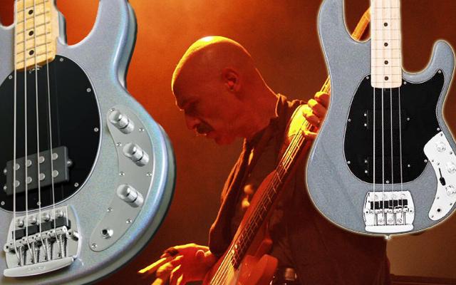 Depois de 20 anos, ele está de volta! Music Man Sabre MusicManSledge