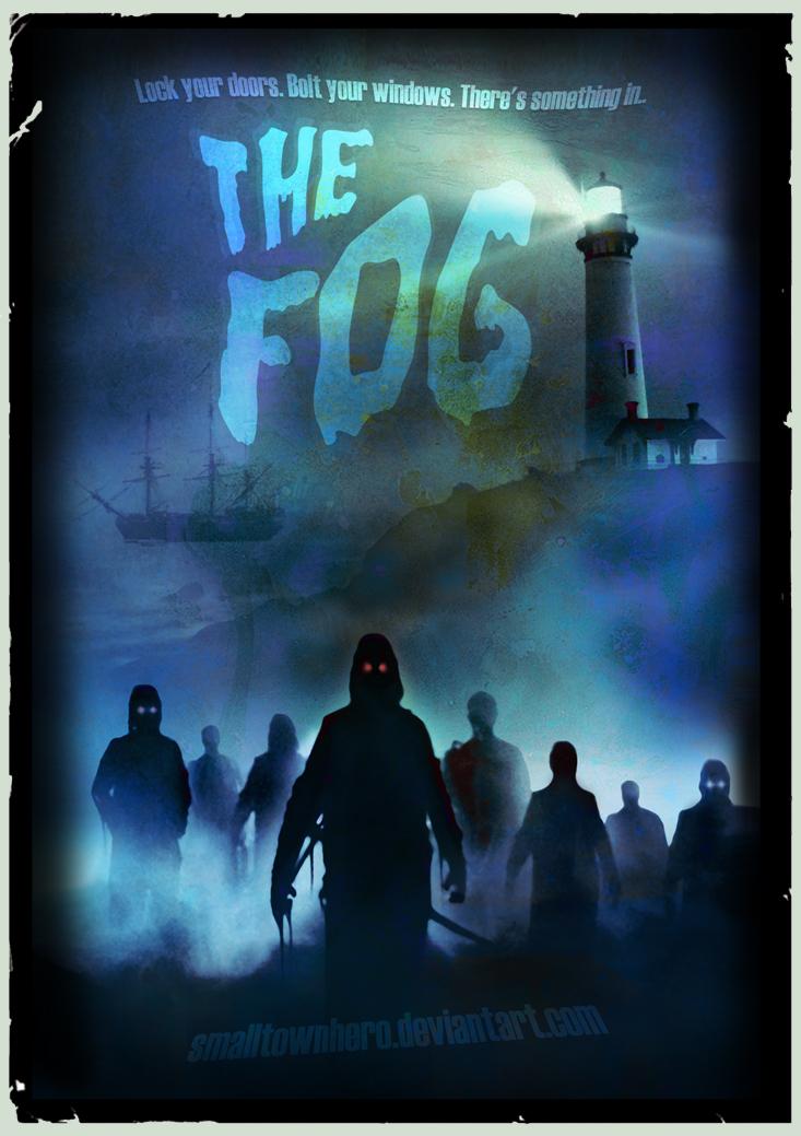 pelìculas de terror sobre faros. The_Fog_poster_by_smalltownhero