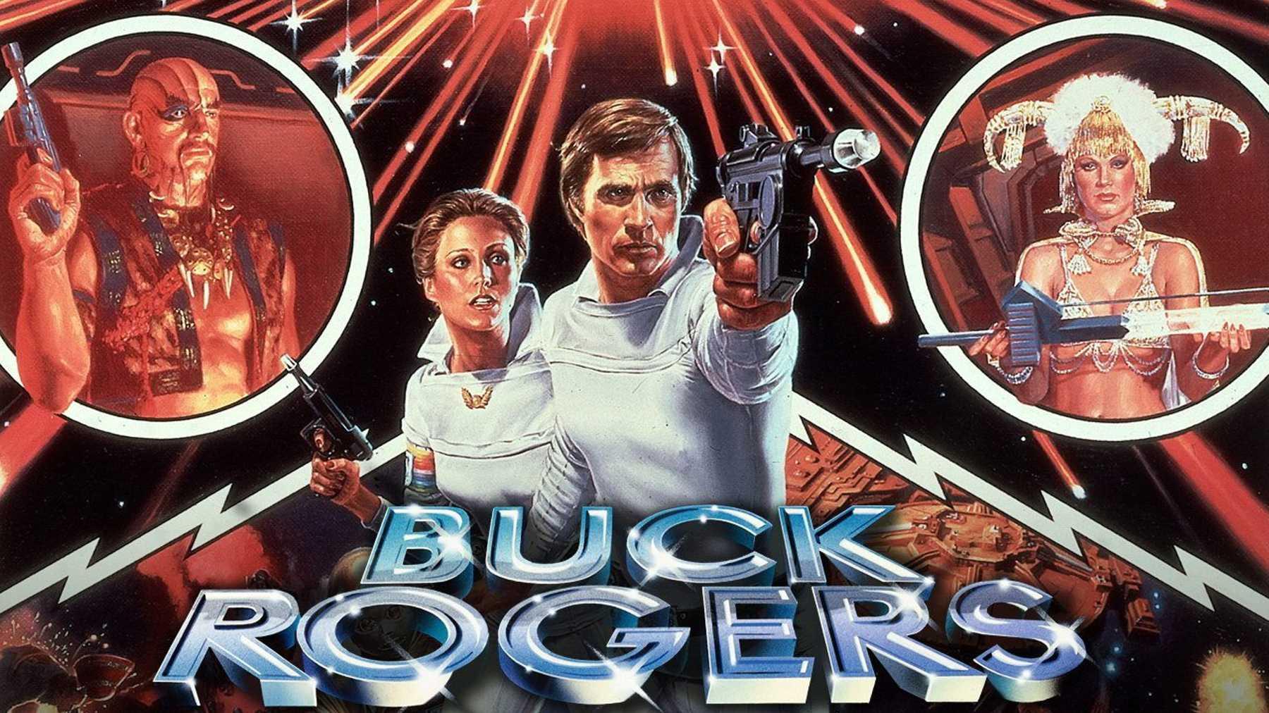 [Bomec] Pour le plaisir des yeux Buck-rogers