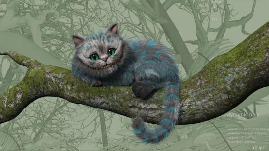 Алиса в стране Чудес Cheshirecat-progression-3-of-4-550x309