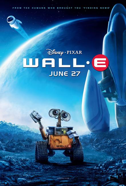 [CINEMA] Wall E Walleposter3