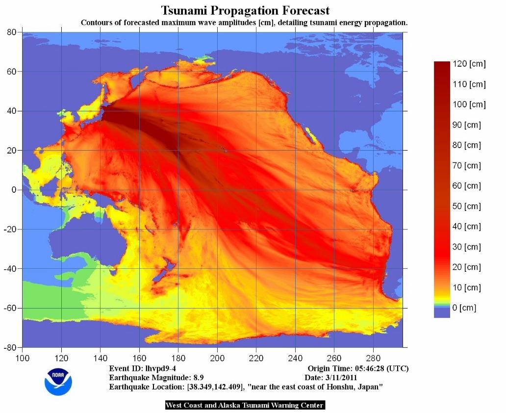[Tsunami] au Japon - Mars 2011 Tsunami