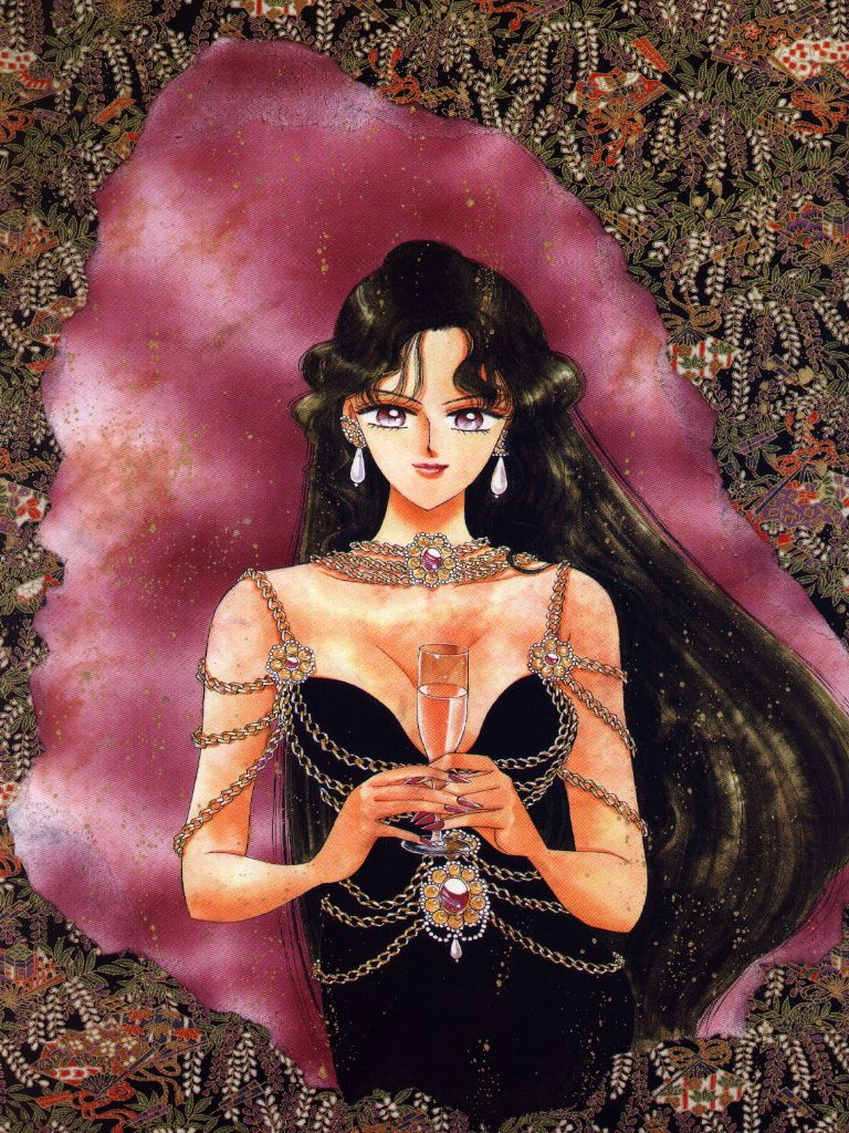 [Debate] The most beautiful senshi? Setsuna-M001