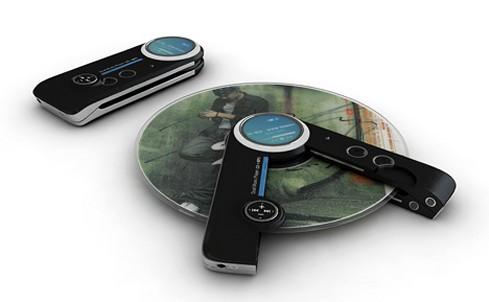 لو عندك فرح او خطوبة وعايز تولعها خش حمل السى دى المنقذ من هنا تحميل مباشر بحجم 290 ميجا وعلى اكثر م Portable-cd-player-concept