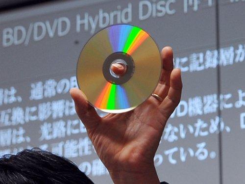 جدیدترین ها Bd-dvd-hybrid