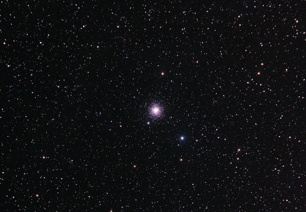 Un mois d'Octobre au clair de la voie lactée - Camping sidéral M15_Biesmeree_11Octobre2010