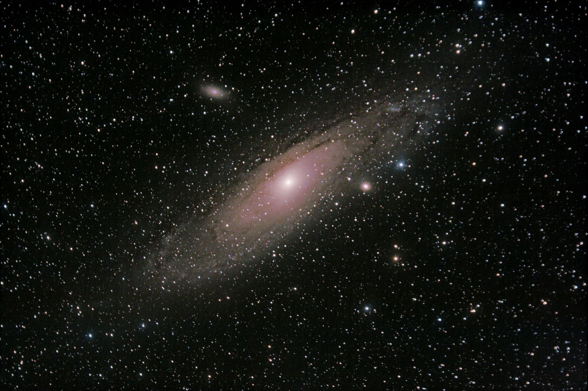 M31 - Soirée Maudite à Biesmerée M31_22_Oct_2011
