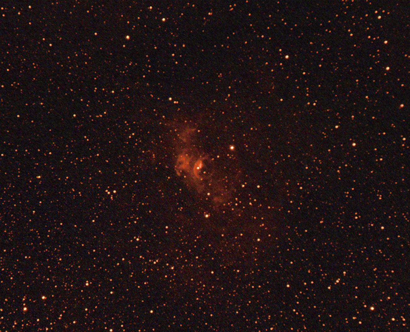 17 Septembre 2010 - Bubble Nebula dans Cassiopée BubbleNebulacrop200