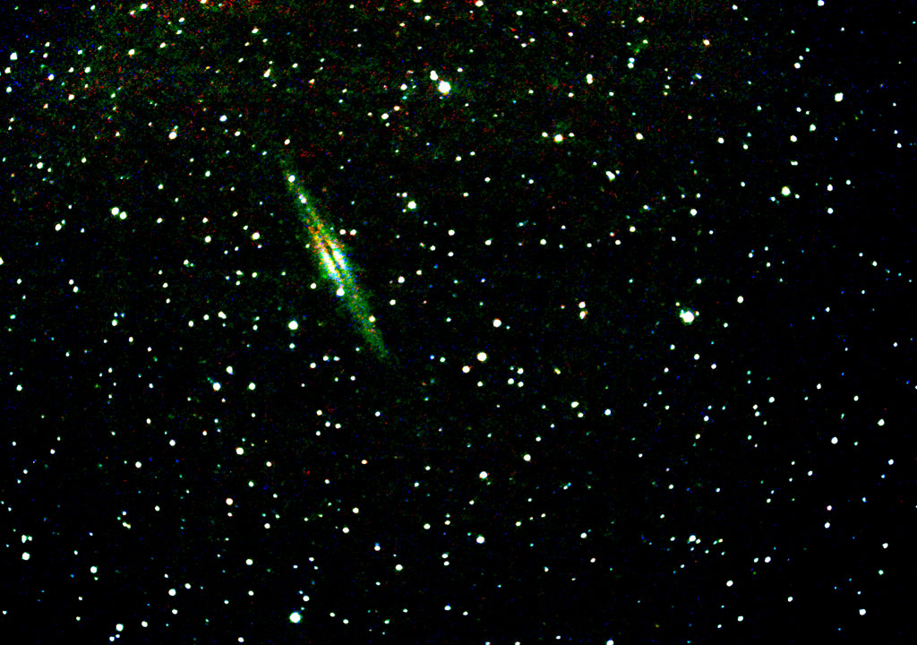 NGC 891: Challenge accepted! NGC%20891