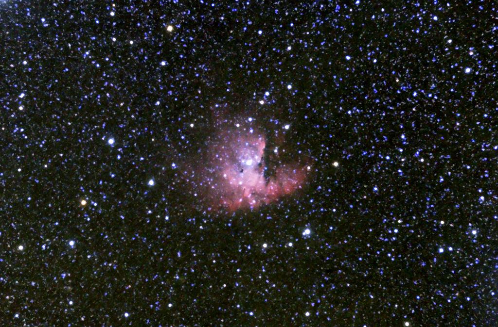 Pacman Nebula 22 Aout 2009 Pacman_Nebula