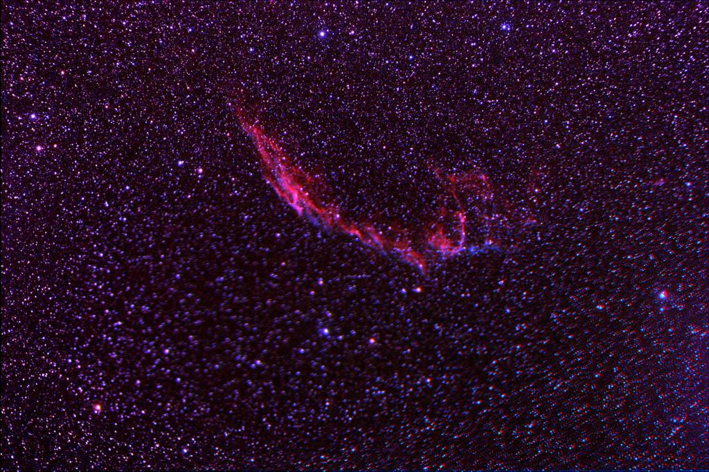M31 a Biesmerée le 25 Se^ptembre 2009 Strange