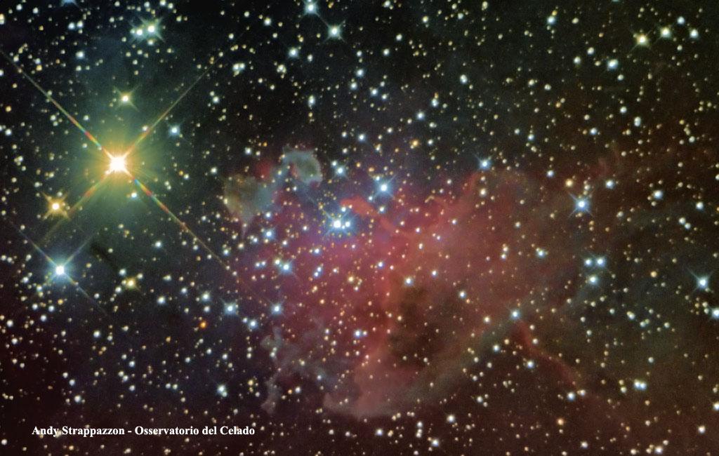Osservatorio del Celado : nouvelle serie Celado_2011_IC417