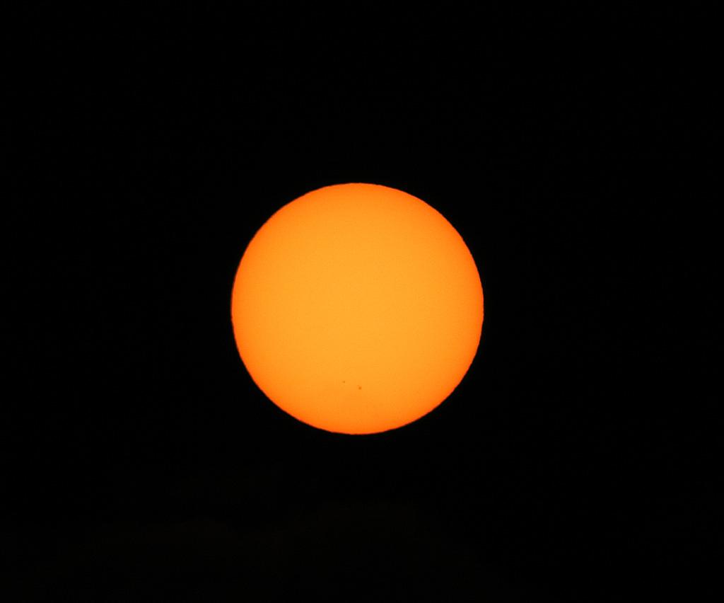 Tache pistache Sunspot6july09
