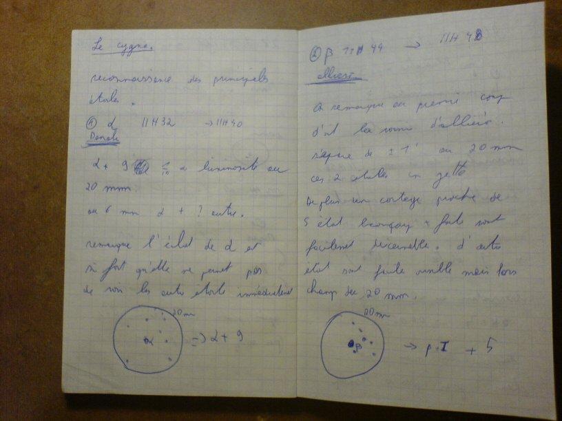 Mes Premières Notes Astronomiques Dsc00308