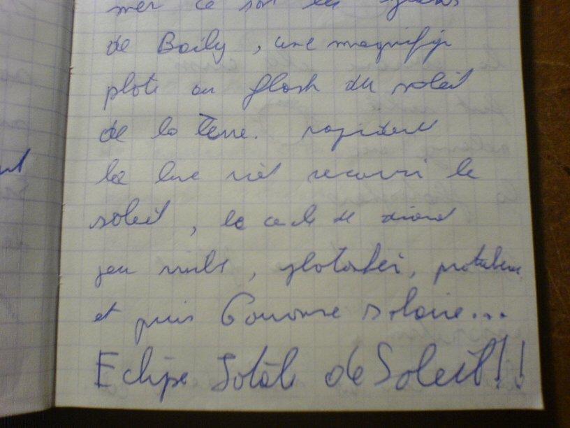 Mes Premières Notes Astronomiques Dsc00310