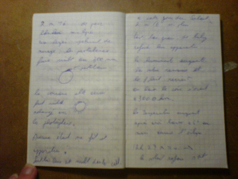 Mes Premières Notes Astronomiques Dsc00311