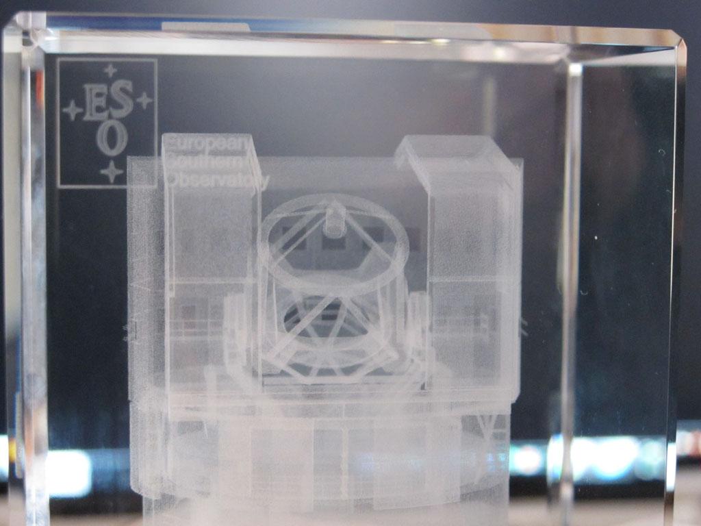 Premier traitement avec des images tirées de l'ESO Eso_007