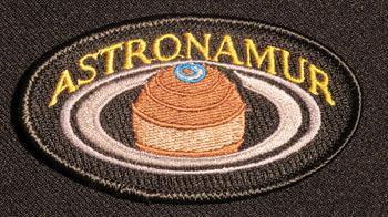 Ecussons - Polaires - Bombers - Commande groupée Ecussons-astronamur